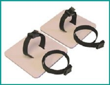 ProRac Tire Pad Kit for Tent Trailer Bike Rack