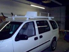 Vanterior VR3138 Step Ladder Carrier for Ladder Racks