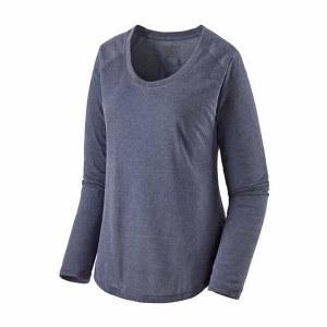 Women's Long-Sleeved Capilene Cool Trail Shirt