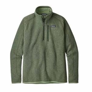 Men's Better Sweater 1/4-Zip Fleece