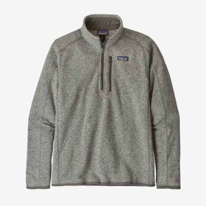 Men's Better Sweater 1/4-Zip Fleece