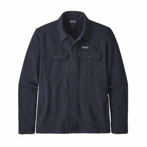 Men's Better Sweater Fleece Shirt Jacket