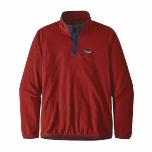 Men's Micro D Snap-T Fleece Pullover