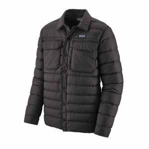 Men's Silent Down Shirt Jacket