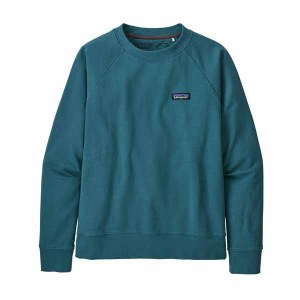 Women's P-6 Label Organic Crew Sweatshirt