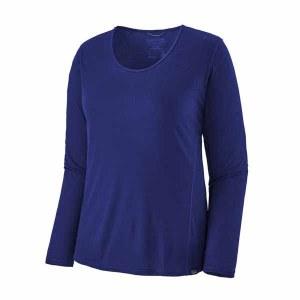 Women's Long-Sleeved Capilene Cool Lightweight Shirt