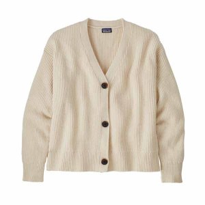Women's Recycled Wool Cardigan