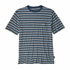 Men's Trail Harbor Pocket Tee