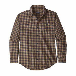 Men's Long-Sleeved Organic Pima Cotton Shirt
