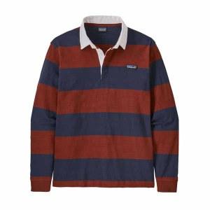 Men's Long-Sleeved Lightweight Rugby Shirt