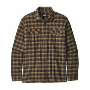 Men's Long-Sleeved Fjord Flannel Shirt