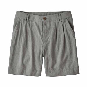 "Women's Island Hemp Shorts - 6"""