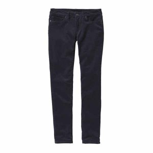 Women's Fitted Corduroy Pants