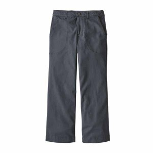 Women's Stand Up Cropped Pants