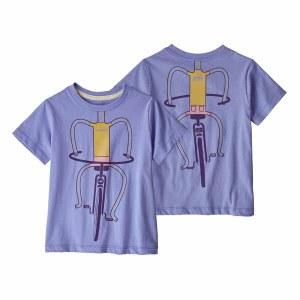 Baby Graphic Organic Cotton T-Shirt