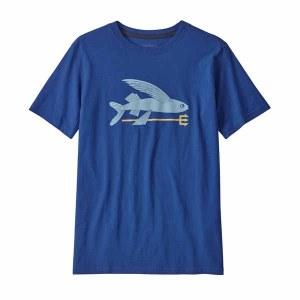 Boys' Graphic Organic Cotton T-Shirt
