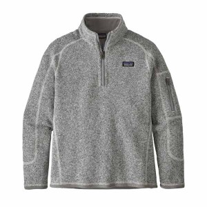 Girls' Better Sweater 1/4-Zip Fleece