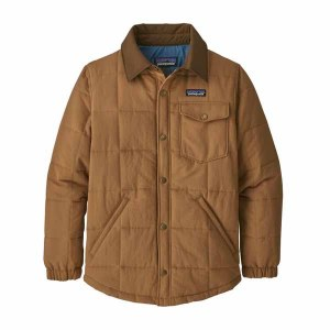 Boys' Quilted Shacket