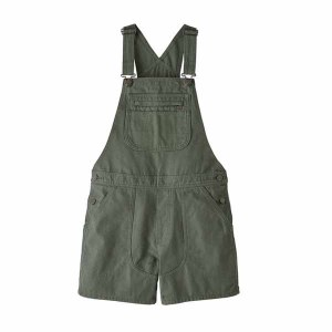 Women's Stand Up Overalls - 5""