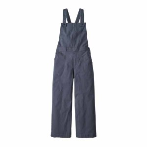 Women's Stand Up Cropped Overalls