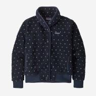 Women's Snap Front Retro-X Fleece Jacket
