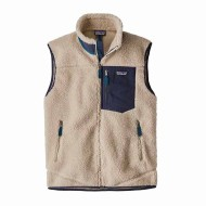 Men's Classic Retro-X Fleece Vest