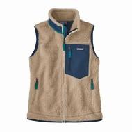 Women's Classic Retro-X Fleece Vest