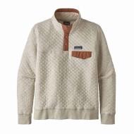 Women's Organic Cotton Quilt Snap-T Pullover