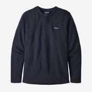Men's Better Sweater Fleece Henley Pullover