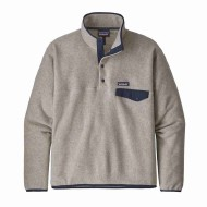 Men's Lightweight Synchilla Snap-T Fleece Pullover