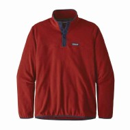 Men's Micro D Snap-T Fleece Pullover