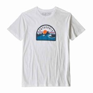 Men's Boardie Badge Organic Cotton T-Shirt