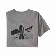 Men's Breaking Trail Organic T-Shirt