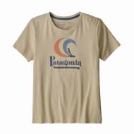 Women's On Rail Organic Crew T-Shirt