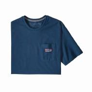 Men's Boardshort Label Pocket Responsibili-Tee