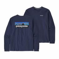 Men's Long-Sleeved P-6 Logo Responsibili-Tee
