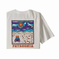 Men's Summit Road Organic Cotton T-Shirt