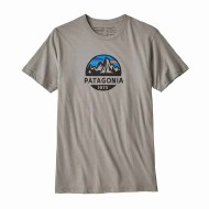 Men's Fitz Roy Scope Organic Cotton T-Shirt