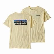 Men's P-6 Logo Organic Cotton T-Shirt