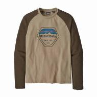 Men's Fitz Roy Hex Lightweight Crew Sweatshirt