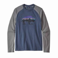 Men's Fitz Roy Bison Lightweight Crew Sweatshirt