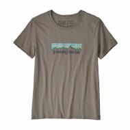 Women's Pastel P-6 Logo Organic Cotton Crew T-Shirt