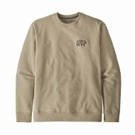 Men's Back For Good Uprisal Crew Sweatshirt