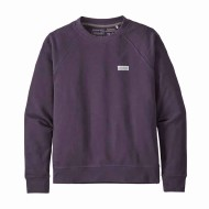 Women's Pastel P-6 Label Organic Crew Sweatshirt