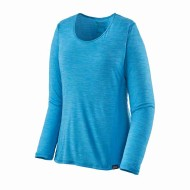 Women's Long-Sleeved Capilene Cool Lightweight Shirt