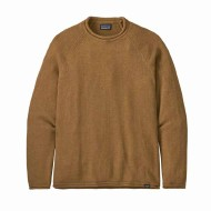 Men's Ponderosa Pine Roll-Neck Sweater