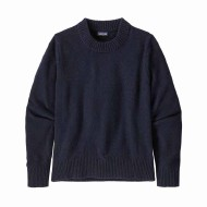 Women's Recycled Wool Crewneck Sweater