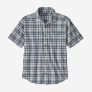 Men's Organic Cotton Slub Poplin Shirt