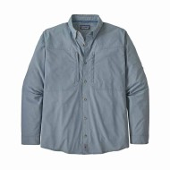 Men's Long-Sleeved Sun Stretch Shirt