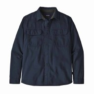 Men's Long-Sleeved Four Canyons Twill Shirt